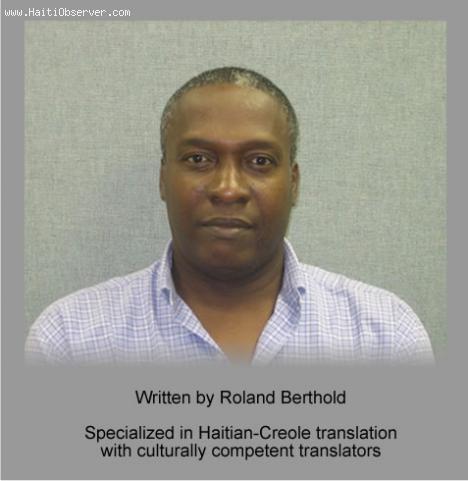 Haitian Creole Translation