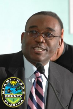Jean Monestime First Haitian-Amecican County Commissioner in Miami Dade