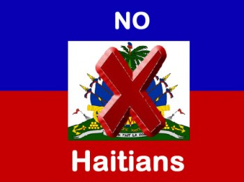 Rejection of Haitian