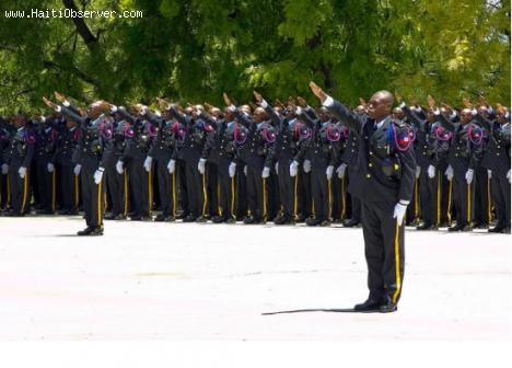 Haiti national Police