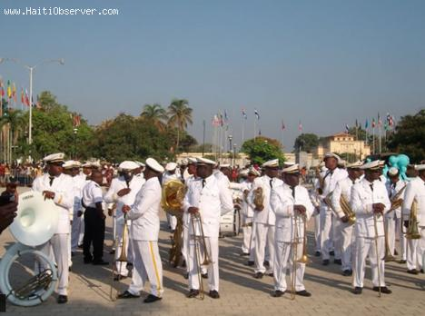 Haiti national Police