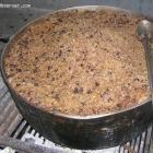 Haiti national dish Rice Beans