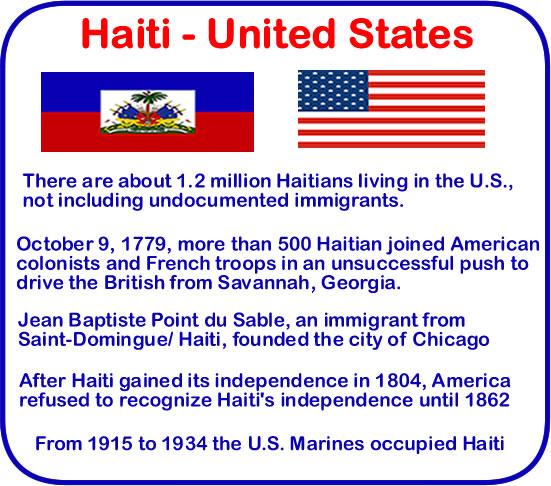 Haiti United States