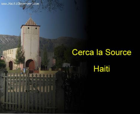 Cerca la Source, Haiti