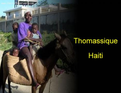 Thomassique, Haiti