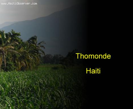 Thomonde, Haiti